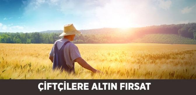 Genç Çiftçilere Altın Fırsat