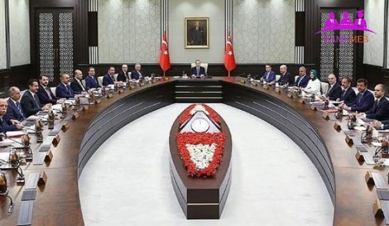 2018 Yılı Yeni Kabine Listesi