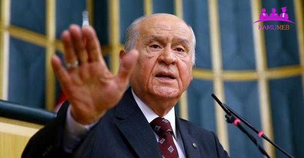 MHP Lideri Devlet Bahçeli'den EYT Konusunda Yeni Açıklama