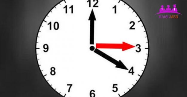 Yaz-Kış Saati Uygulaması Hakkında Karar