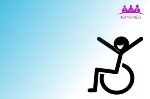 2019 Yılında En Az 5 Bin Engelli Memur Atanmalı