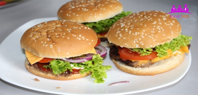 Evde Hamburger Nasıl Yapılır?