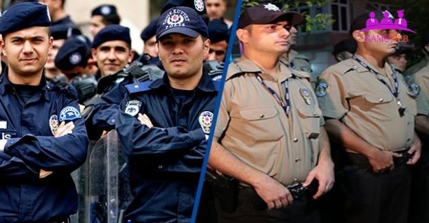 8 Bin Bekçi ve 15 Bin Polis Alımı Açıklaması
