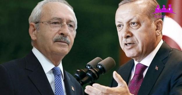 Erdoğan ve Kılıçdaroğlu'ndan 3600 Ek Gösterge Açıklaması