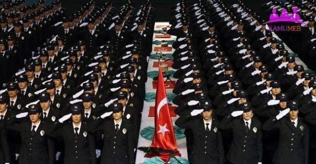3 Bin Kadın Polis Alımı Duyurusu