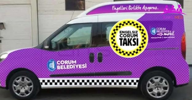 Mor Taksi Uygulaması
