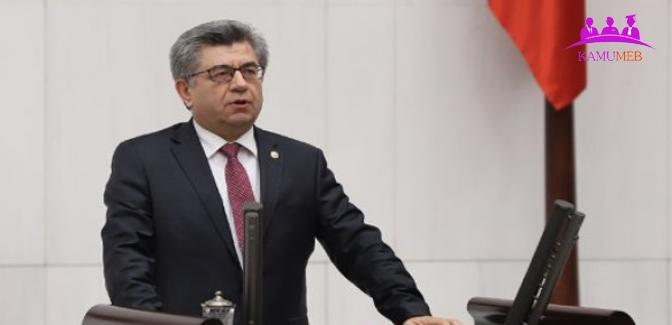 MHP MYK Üyesi ve Kahramanmaraş Milletvekili Aycan'dan EYT Açıklaması