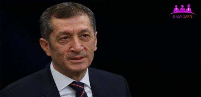 Bakan Ziya Selçuk'tan Öğretmen Atama Açıklaması