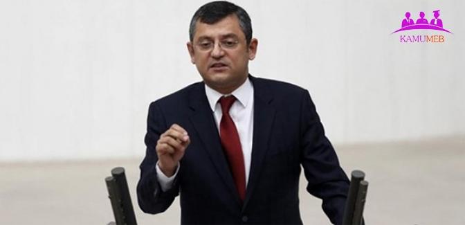 CHP Grup Başkanvekili Özgür Özel ve Sosyal Güvenlik Uzmanı Özgür Erdursun'dan EYT Açıklaması