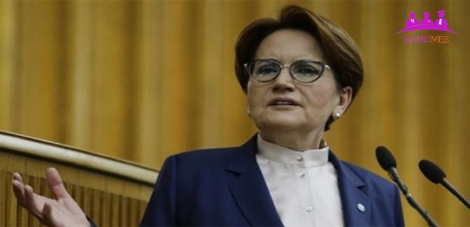 İYİ Parti'li Akşener ve Türkkan'dan EYT Açıklaması