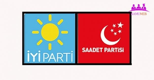 Saadet ve İYİ Parti'den EYT Çıkışı