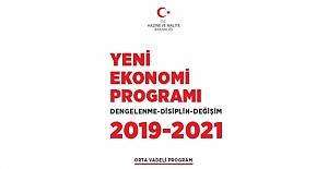 2019-2021 Yeni Ekonomi Programı