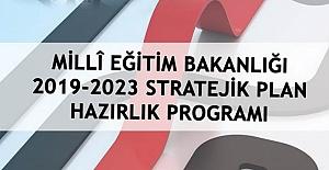 2019-2023 Stratejik Plan Hazırlık Çalışmaları