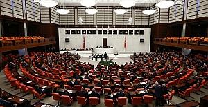Meclis#039;te AK PARTİ ile CHP Arasında...