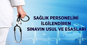 Sağlık Bakanlığı Sürekli İşçi Sınavı Usul ve Esasları