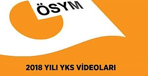 2018-Yılı YKS Videoları