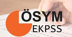 2018 EKPSS 3. Tercih (Yerleştirme) Sonuçları