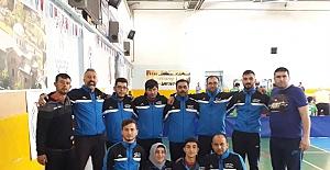 Karaman Gençlik Hizmetleri Spor Kulübü Oturarak Voleybol (PARAVOLLEY) Takımı Finalde