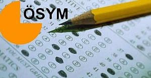 2019 ÖSYM Sınav Takvimi
