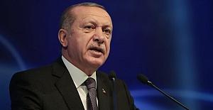 Cumhurbaşkanı Erdoğan'dan Burs ve Andımız Açıklaması