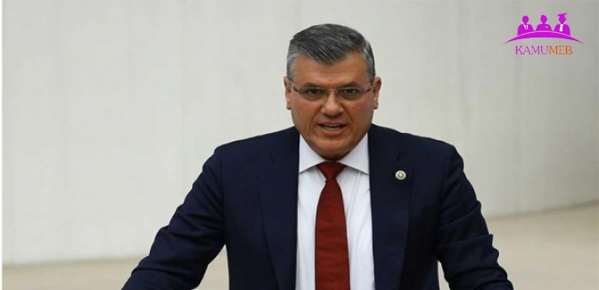 CHP'li Barut'tan EYT Açıklaması