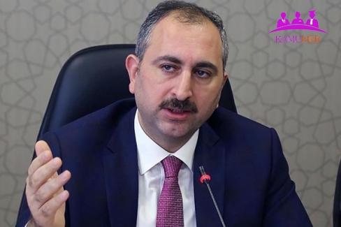 Bakan Abdülhamit Gül'den İnfaz Düzenlemesi ve Süresiz Nafaka Açıklaması