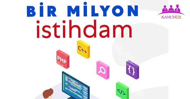 1 Milyon İstihdam Uygulaması Kullanıcı Kılavuzu
