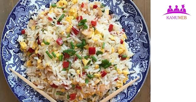 Yumurtalı Pirinç Salatası Tarifi