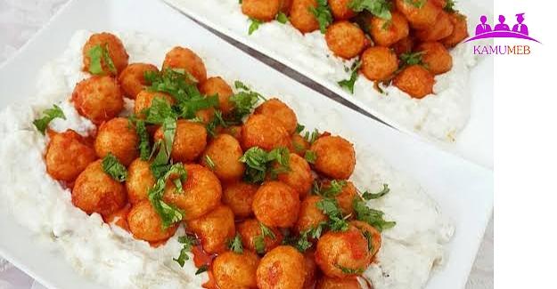 Köz Patlıcanlı Bulgur Köftesi