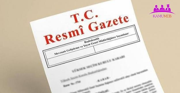 MEB ve Rektör Atama Kararları Resmi Gazete'de
