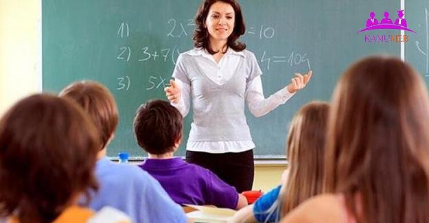 İlköğretim Okulu Öğretmenleri İçin Kanun Teklifi