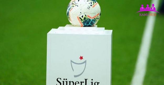 2020-2021 Sezonu Süper Lig Fikstürü
