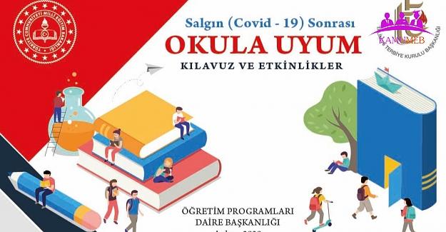 Salgın (COVID-19) Sonrası Okula Uyum Kılavuzu