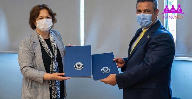 Yüksek Lisans ve Sertifika Programları Eğitim İşbirliği Protokolü İmzalandı