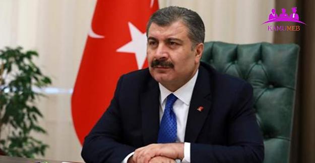Sağlık Bakanı Fahrettin Koca'dan Ek Ödeme Açıklaması