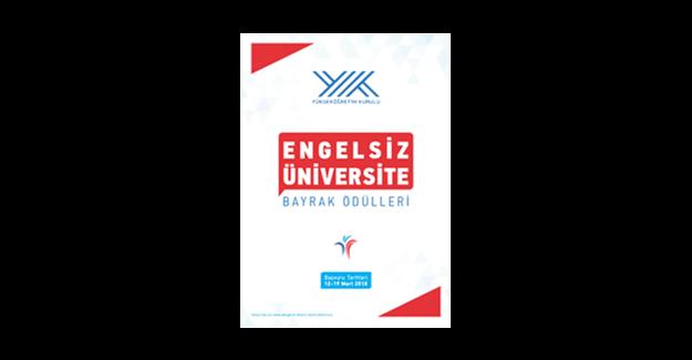 2020-2021 Engelsiz Üniversite Ödülleri Başvuruları