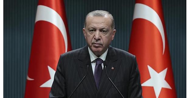 Cumhurbaşkanı Erdoğan'dan Müjdeler ve Tedbirler Açıklaması