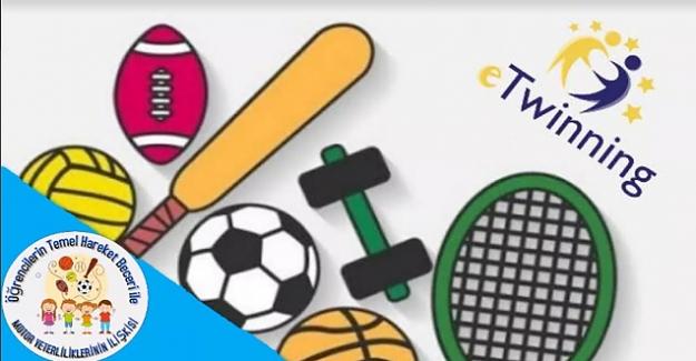 eTwinning İle Spor Buluştu
