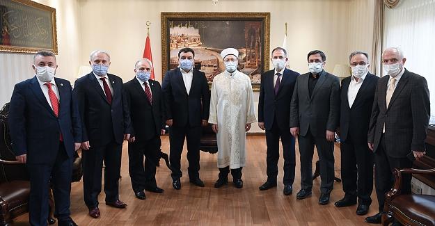 Diyanet Akademisi, İlitam Kontenjanları ve 4/B Sözleşmeli Personel Açıklaması