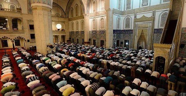 Korona Tedbirleriyle Kılınacak 2021 Ramazan Bayramı Namazı Saatleri