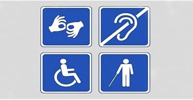Engelli Personelin Çalışma Şartları Konulu Resmi Yazı