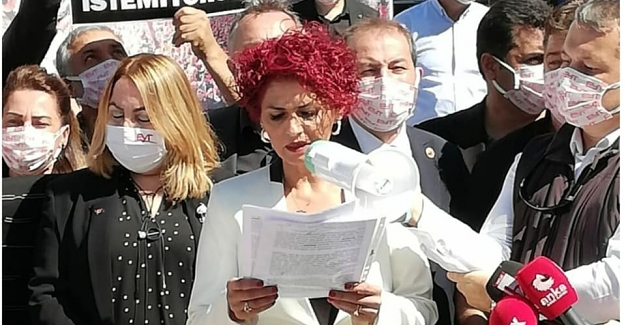 EYT'lilerden Ankara Atağı