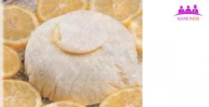 Buzlu Limonlu Yoğurt