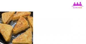 Kahvaltıya Pratik Ekmek Dilimleri
