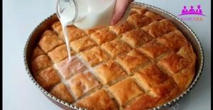 Sütlü Rize Böreği Tarifi