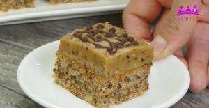 Nescafe Kremalı Kek