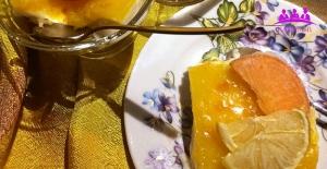Sarı Kız ( limonlu sakızlı) Tatlısı