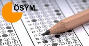 2021 Yılına Ait ÖSYM Sınav Takvimi