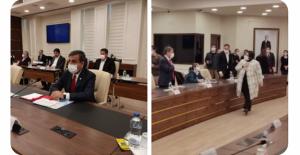 Önder Kahveci KPDK Toplantısını Değerlendirdi