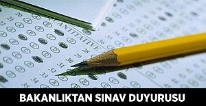 İçişleri Bakanlığı'nda GYUD Sınavı